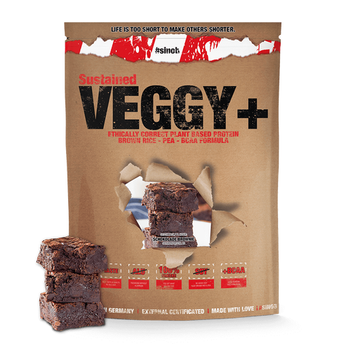 veggy chocolate brownie