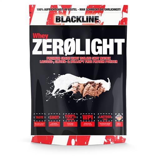 Whey Zerolight Schoko