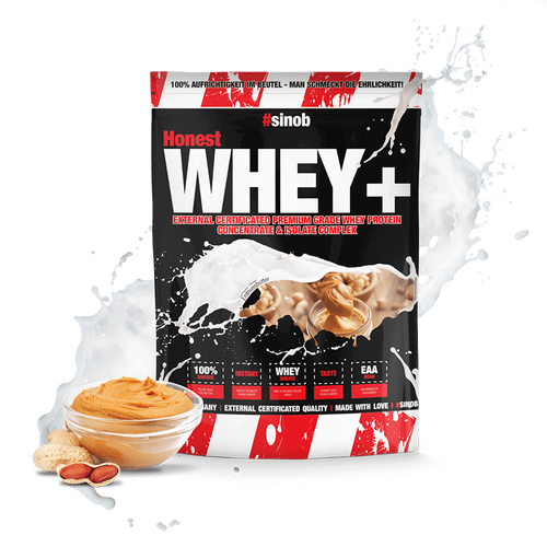 sinob_Label_Honest_Whey_1000g_Erdnussbutter