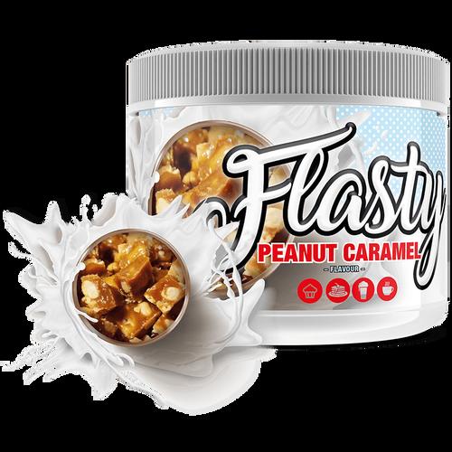 Flasty Erdnussbutter Karamel